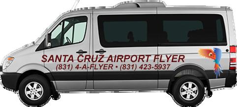 San Francisco Toyota Service >> Santa Cruz Airport Flyer   Shared Ride Airport Shuttle Service
